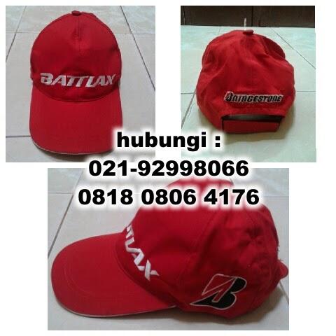 konveksi topi bordir Tangerang