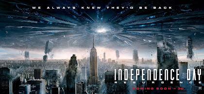 ตัวอย่างหนังใหม่ : Independence Day:Resurgence (ไอดี 4 : สงครามใหม่ วันบดโลก) ซับไทย poster