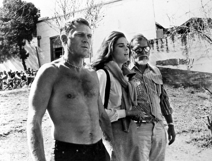 Peckinpah: Bloody Sam at work | The Scott Rollins Film and ...