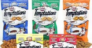 Steward Of Savings Free Whiskas Temptations Cat Treats At
