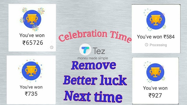 (Solutions) Tez Better Luck Next Time -Tips to Win Cash on Every Scratches