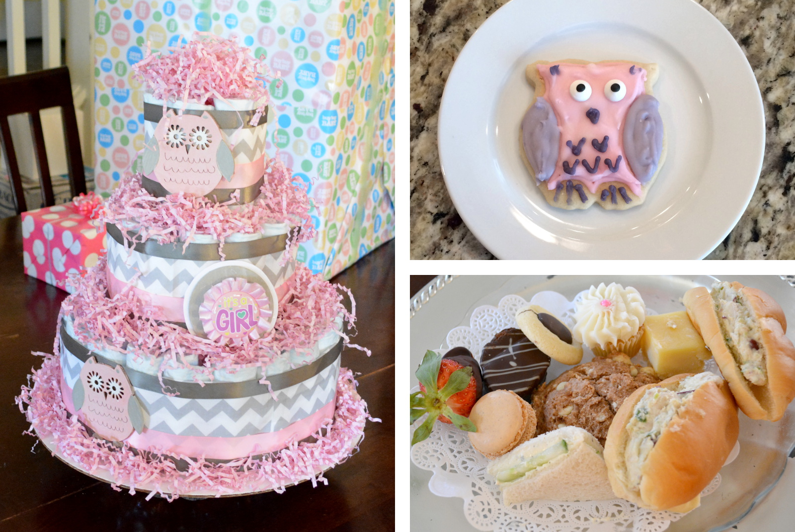 cozy birdhouse | my baby shower decorations