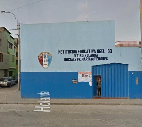 Escuela 1165 HOLANDA - Lima Cercado