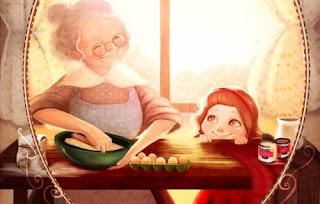 Una hermosa carta para las abuelas