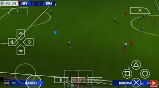 Download PES 2020 Iso PPSSPP-PSP For Android