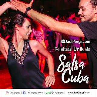 Salsa Dance Bisa Membuatmu Merasa Seksi