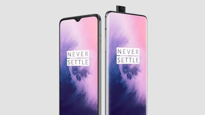 OnePlus 7 Pro dan OnePlus 7