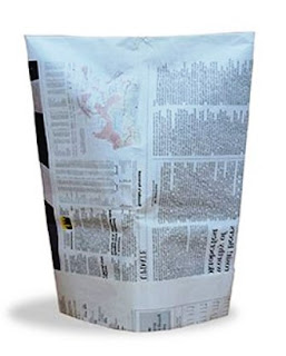 topi koki 1 cara membuat dari kertas koran