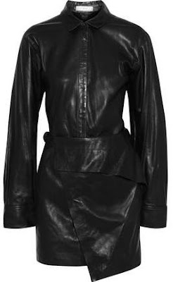 My Favorite Leather Dresses For Fall www.toyastales.blogspot.com #ToyasTales #streetstyle #streetwear #fashion #womensfashion #leather #leatherdresses #fallstyle #style #outfitideas #styleguide