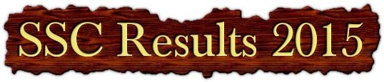 View SSC Results 2015