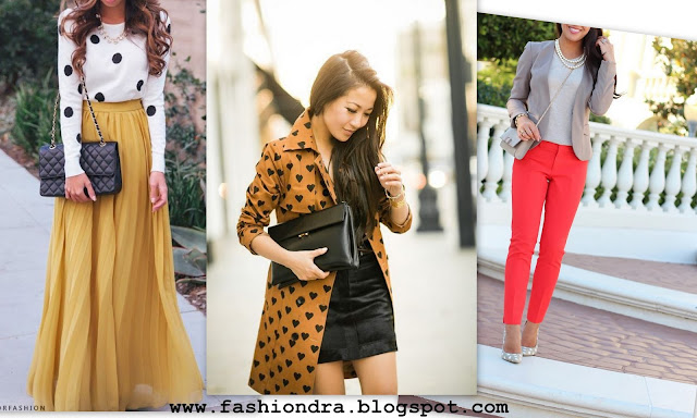 FashionDRA | Fashion Inspirations : Unconventional at Valentine's Day