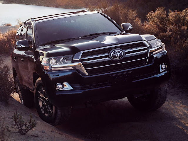 Toyota Land Cruiser (Prado) 2020
