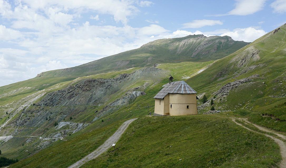 Chapelle de Clausis 2399m