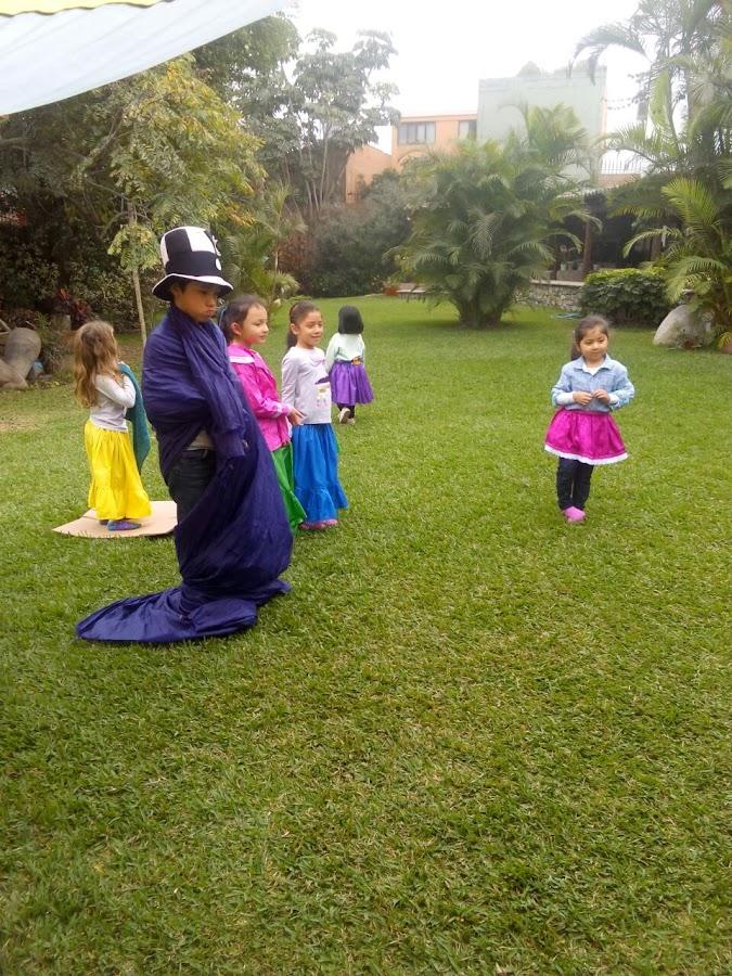 Beneficios del teatro en los niños
