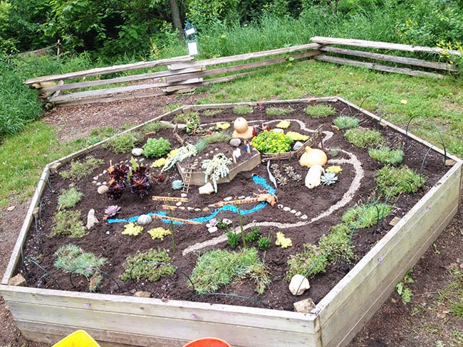 An Overview Of The Fairy Garden Remember No Humans Allowed