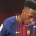 La felicidad podría no durarle a Yerry Mina, es posible que salga del Barcelona