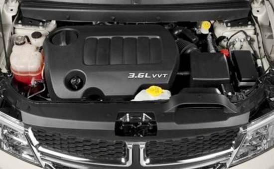 2017 Dodge Journey SRT Redesign