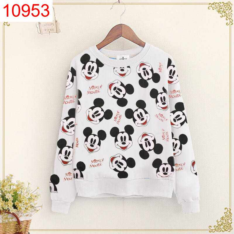 SWT FULL MICKEY WHITE - 10953