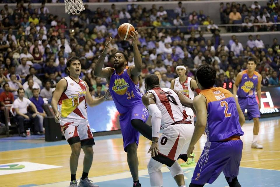 TNT draws first blood over SMB with Joshua Smith's game winning hook