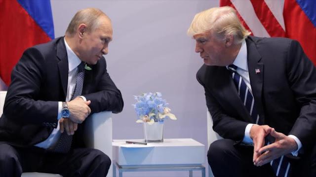 """""""Rusia expulsará al mismo número de diplomáticos occidentales"""""""