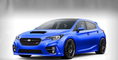 2018 Subaru WRX STI Hatchback Twin Turbo redessine et change la rumeur