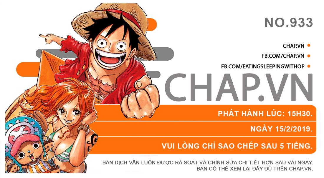 Đảo Hải Tặc Chap 933 . Next Chap Chap 934