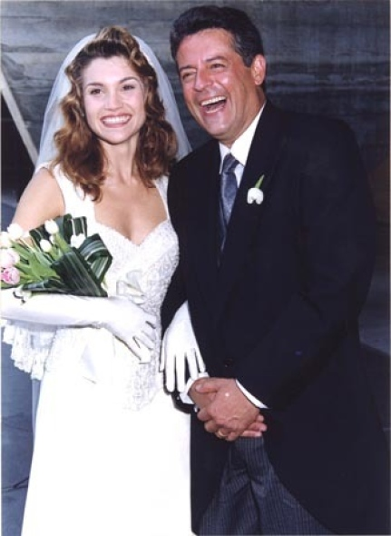 Vestido de noiva Ronaldo Esper, Flavia Alessandra