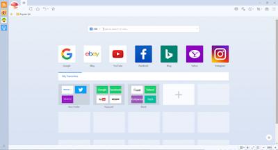 Navegadores completos Yandex Maxthon