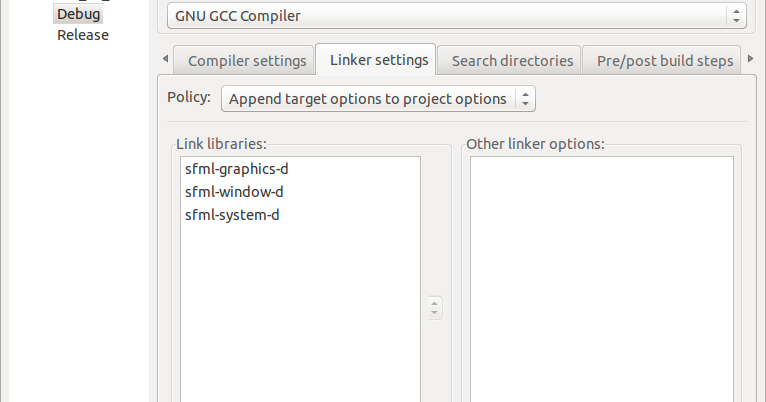 The Serious IT Guy: How to setup SFML on Ubuntu 14 04 LTS