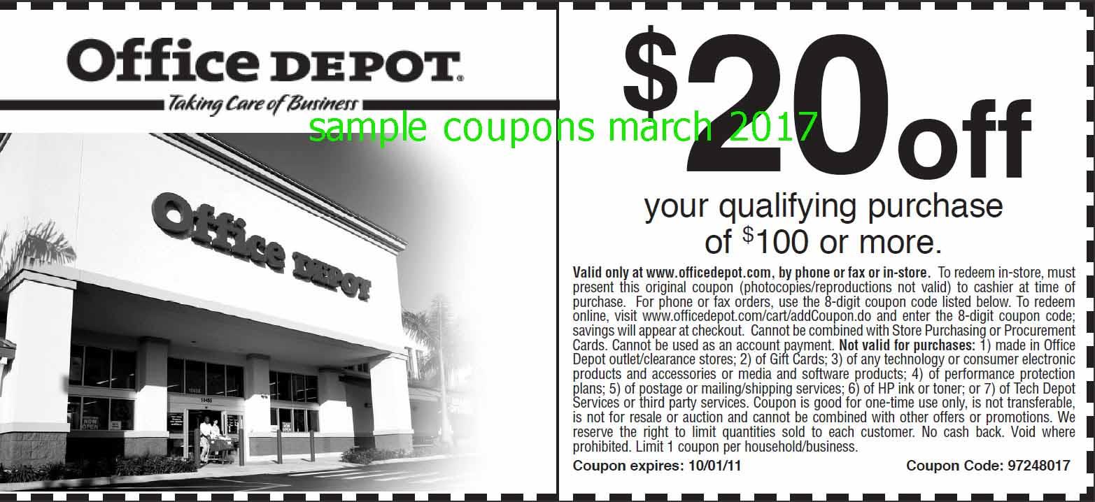 Home depot coupon codes 2019