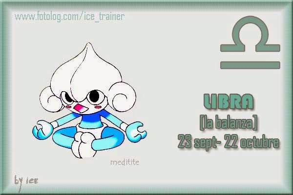 Horoscopo Pokemon Signo Libra