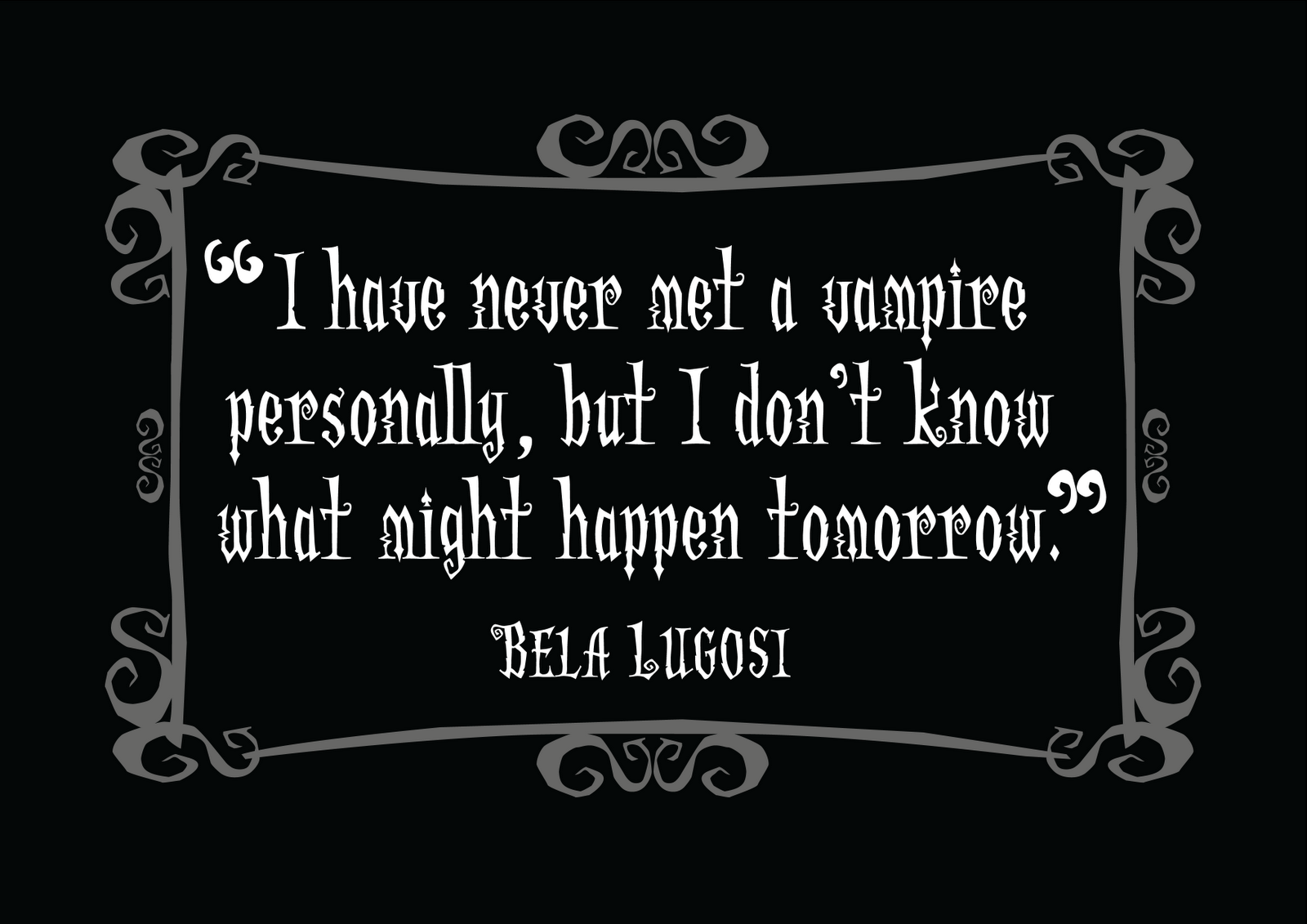 Classic Horror Movie Quotes: Famous Quotes From Horror Movies. QuotesGram