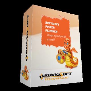 RonyaSoft - Poster Designer 2 Full version