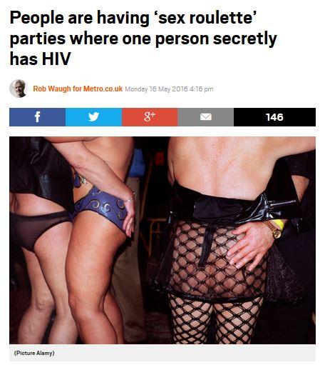 sex roulet