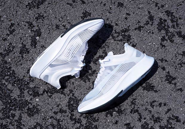 3ff303791b2 After the innovative Nike Zoom Fly debuted in a special 'SP' edition back  in May to help promote the lifestyle appeal of the speedy runner, we  haven't seen ...