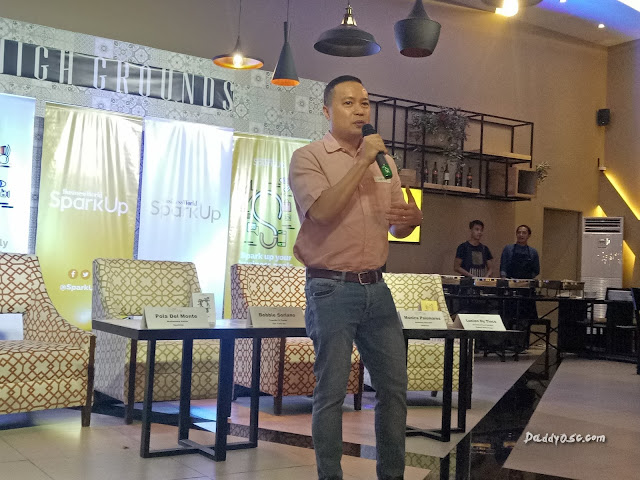 Lucien C. Dy Tioco, Executive Vice President of Philippine Star Media Group