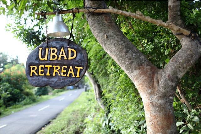 "Ubad Retreat : ""Welcome To The Jungle"""