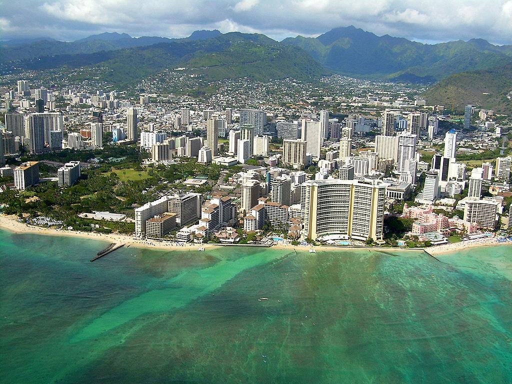 Hotels In Hawaii Oahu Waikiki Beach