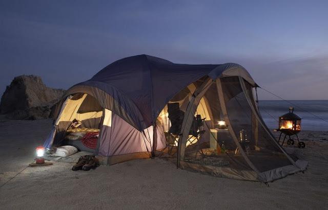 Türkiye de Sevgiliyle Gidilebilecek Kamp Yerleri