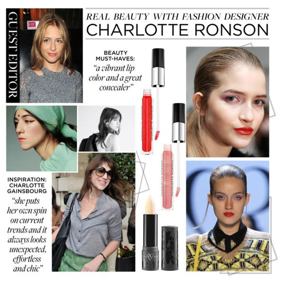 Guest Editor Charlotte Ronson on Real Beauty