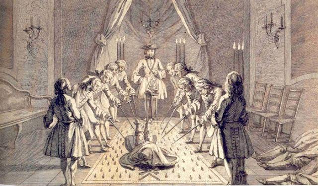 Resultado de imagem para freemasonry blood