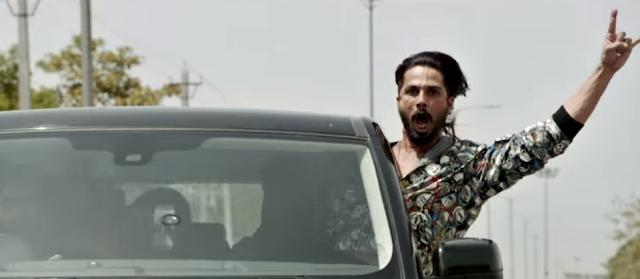 Shahid Kapoor, the movie Udta Punjab.