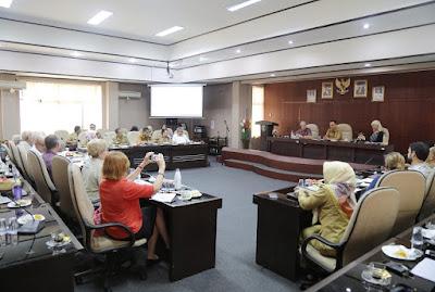 Provinsi Lampung Pertama Terapkan Budidaya Rajungan Berkelanjutan