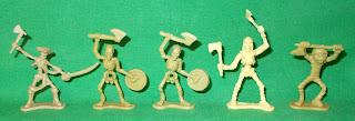 """Blue Box""; BBI; Blue Box; Blue- Box International; Halloween Novelty Toy; Halloween Playset; Halloween Toy Figures; Halloween Toys; Living Dead Toys; Novelty Figurins; Novelty Toy; Pirate Skeletons; Plastic Figurines; Skeleton Pirates; Small Scale World; smallscaleworld.blogspot.com; Undead Figures; Vintage Plastic Soldiers; Vintage Toy Figures; Zombie Pirates;"
