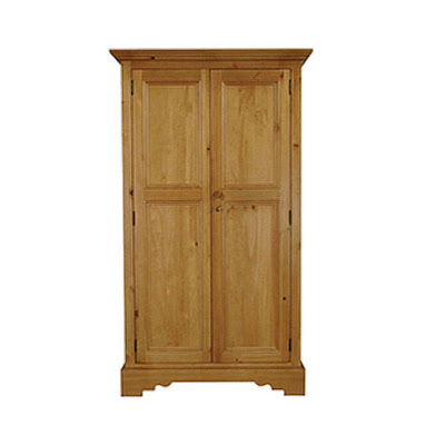 Teak Minimalist waredrobe and Armoire 2 door furniture,interior classic furniture code 123