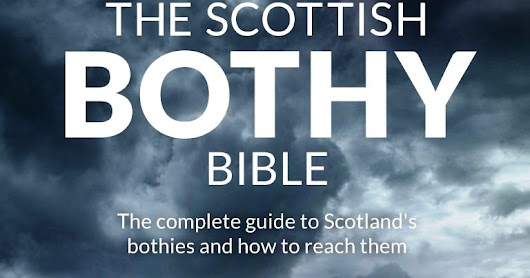 Book Review: The Scottish Bothy Bible