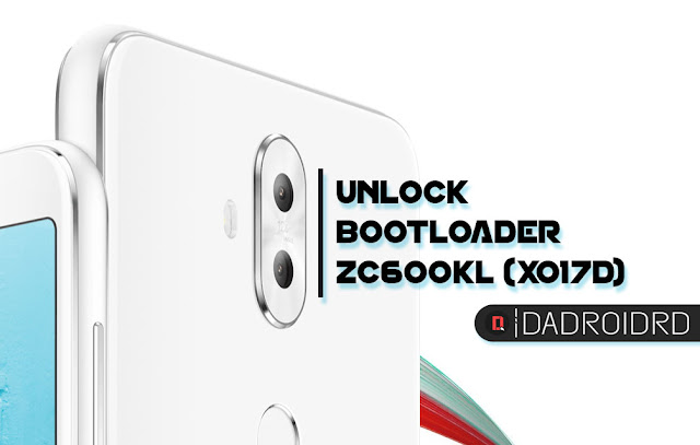 pihak Asus mengeluarkan beberapa variant lain dari seri Asus Zenfone  Cara Unlock Bootloader Asus Zenfone 5Q/Lite ZC600KL (X017D)