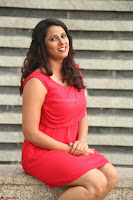 Shravya Reddy in Short Tight Red Dress Spicy Pics ~  Exclusive Pics 070.JPG