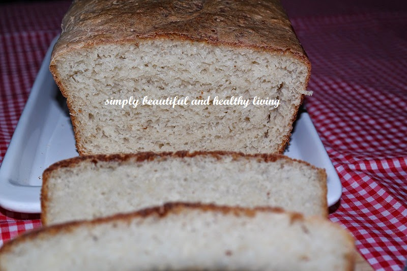 Simply Beautiful And Healthy Living Basic No Knead Bread