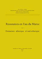 Ressources en eau du Maroc, tome 3